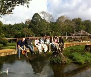 Laos 2011 Team!