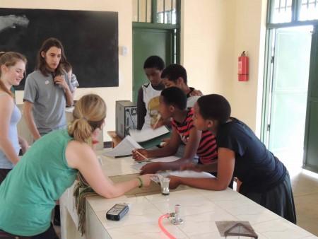Orchid diversity and Rwanda